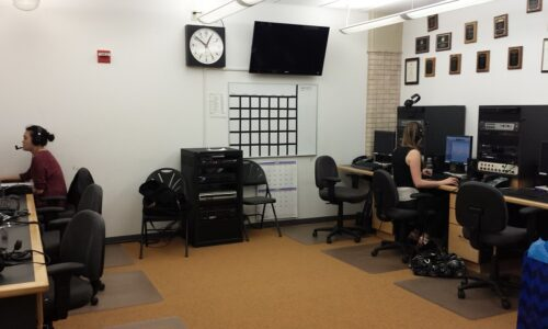 Fordham First Person: Working at WFUV